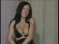 685-2 Aaliyah strips and fucked doggystyle by olderman
