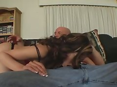 Asian slut kaiya lynn gets anal sex
