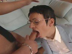 Al caporn fucks horney momma