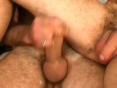 Horny italian hunks fucking until they cum