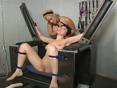 Extreme bondage training for nyssa nevers