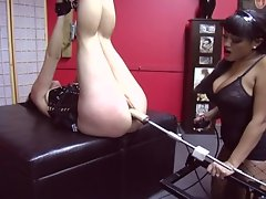 The domination of kinky kristina