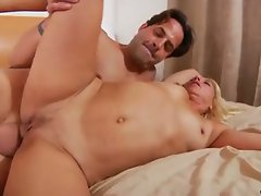 Hardcore housewife andi roxxx bangs her young stud lover