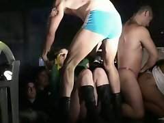 Hot footage from hardcore sex show in buenos aries
