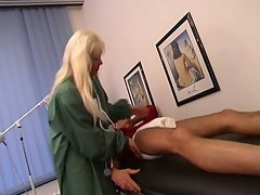 Danielle furiously fucked by a stiff dude