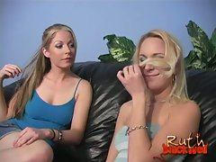 Haley scott and ruthie blonde milfs get black gangster dick