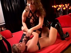 Nasty euro sluts in a hot catfight