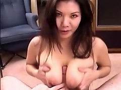 Some Asian sluts go all out in pleasuring their men. Maybe because...