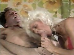 See how well endowed this mature, blonde whore could get when it...
