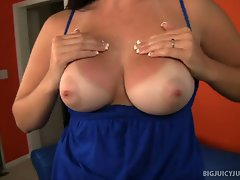 I\'m always a fan of seeing big natural tits in porn, especially when...