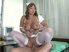 Big Breast Nurses #04...