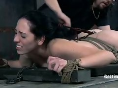 Samantha Grace is a slut who needs to feel dominated. She will love...