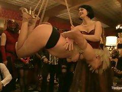 Swinger party on the Upper Floor...