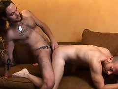 Zane may be a few pounds shy of a six pack, but he has a tool that...