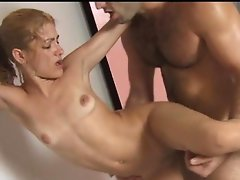Claudia Ventura loves to keep in shape and with her hubby, she works...