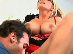 Mrs. Richards is the bossy, hot, horney, haven't had any young-en a...
