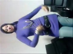 Arab Hijabi Whore Dancing 1