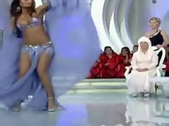 Arab Dancer Live On Tv