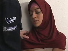 ARAB Muslim HIJAB Turbanli Girl FUCK 2 - NV