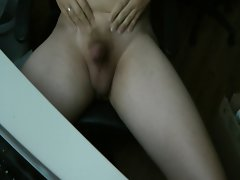 25yo boy undressing, jerking, cumming