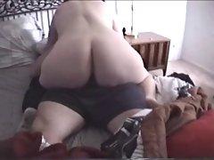 big butt riding