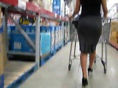 cammina nel market
