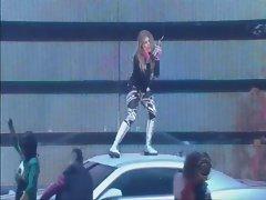 Fergie - In tight Spandex (Live)