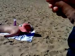 MAN rus Public Masturb BEACH  pesterCOMM ON  GIRL