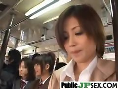Asian Babe Girl Get Sex Bang In Public movie-35