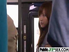 In Public Hot Asian Get Hard Nailed vid-05