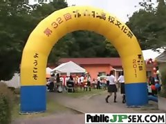 In Public Hot Asian Get Hard Nailed vid-02
