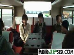 In Public Hot Asian Get Hard Nailed vid-20