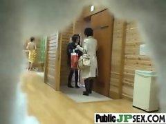 In Public Hot Asian Get Hard Nailed vid-07