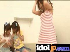 Hot Asian Babe Girl Get Hardcore Sex movie-13