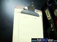 Hot Busty Milf Get Fucked Hardcore vid-03