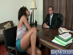 At Doctor Office Girl Get Hard Sex vid-25