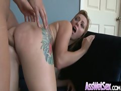 Juicy Oiled Ass Girl Get Hard Anal Bang movie-01