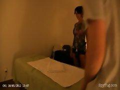 Spy Tug - Happy Ending Massage