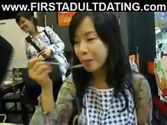 Asian korean couple amateur sex dating homemade
