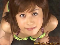 Hime Kamiya real real asian model enjoys