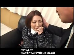 Japanese Wife forced sex Hardcore fucking threesome sex Bukkake Blowjobs creampie.
