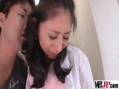 Hot Asian Slut Milf Get Hardcore Sex movie-36