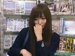 Teen Sexy Asian Girl Get Hard Nail vid-02