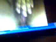 Cunt on Webcam