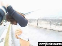 Teen Asian Flash Her Boobs And Get Nailed video-26