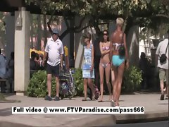 Independent Gorgeous naked lesbians in public