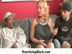 Interracial porn horny mom fucked by black monster 30