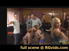 Ana Foxxx Bliss Dulce Destiny Jaymes Jodi Taylor in Hardcore Partying RGvids.com