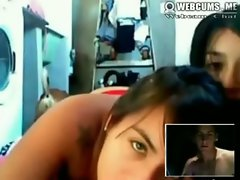 Free Webcam latina lesbians060800