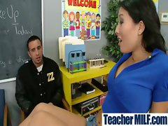 Teachers and Students Get Bang In Class video-28